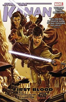 STAR WARS: KANAN VOL. 2 FIRST BLOOD