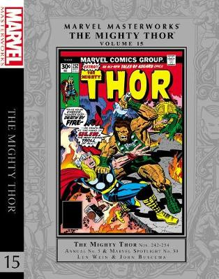 MARVEL MASTERWORKS:MIGHTY THOR VOL.15