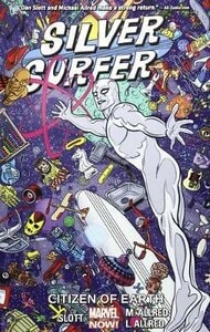SILVER SURFER & DAWN VOL. 1