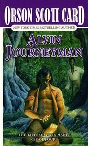 ALVIN JOURNEYMAN (ALVIN MAKER)