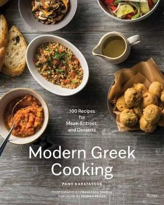 MODERN GREEK COOKING: 100 RECIPES FOR ME