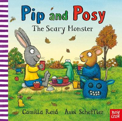 PIP AND POSY: THE SCARY MONSTER C