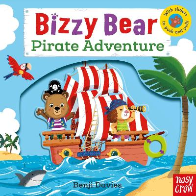 BIZZY BEAR: PIRATE ADVENTURE! W