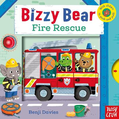 BIZZY BEAR: FIRE RESCUE W