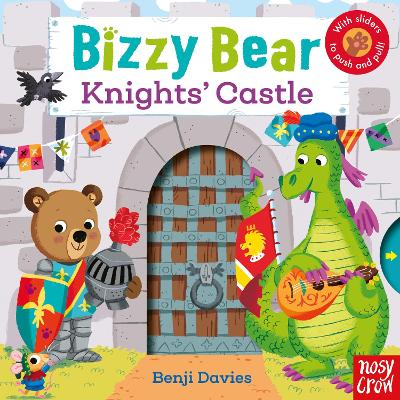 BIZZY BEAR: KNIGHTS CASTLE W