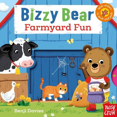 BIZZY BEAR: FARMYARD FUN W