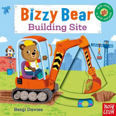 BIZZY BEAR: BUILDING SITE W