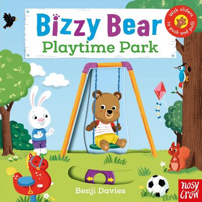 BIZZY BEAR: PLAYTIME PARK W