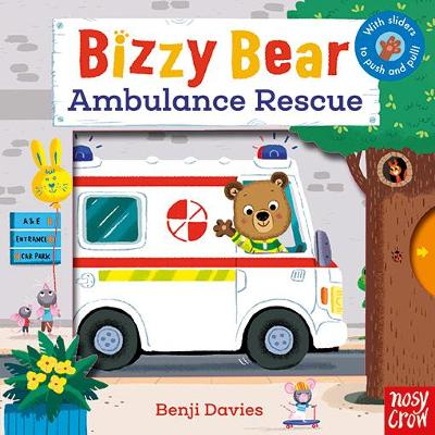 BIZZY BEAR: AMBULANCE RESCUE