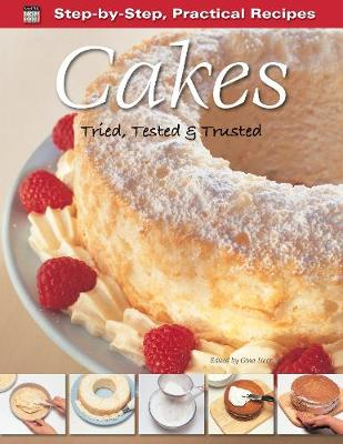 STEP-BY-STEP PRACTICAL RECIPES: CAKES