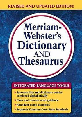 MERRIAM-WEBSTER'S DICTIONARY AND THESAUR