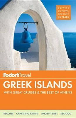 FODORS GREEK ISLANDS