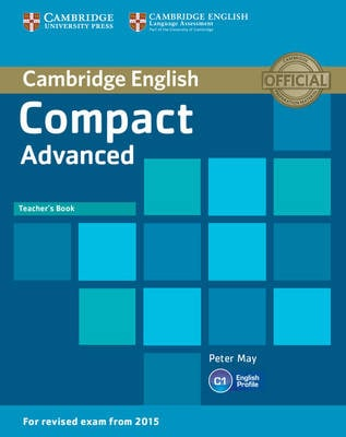 COMPACT ADVANCED TCHRS (+ CD-ROM)