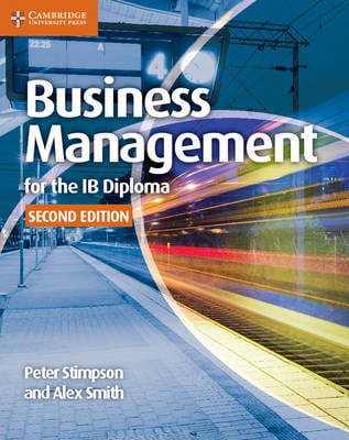 BUSINESS MANAGEMENT FOR THE IB DIPLOMA C