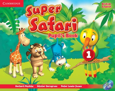SUPER SAFARI 1 SB (+ DVD-ROM)