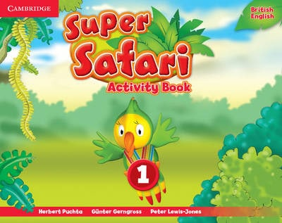 SUPER SAFARI 1 WB