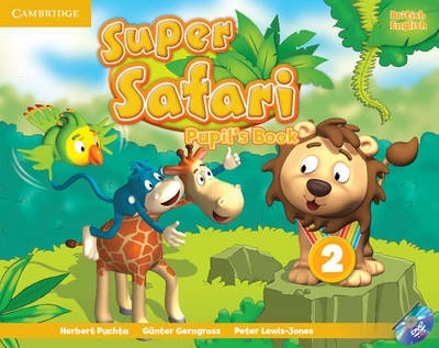 SUPER SAFARI 2 SB (+ DVD-ROM)