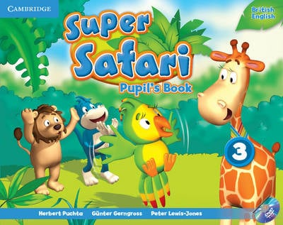 SUPER SAFARI 3 SB (+ DVD-ROM)