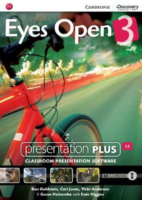 EYES OPEN 3 PRESENTATION PLUS DVD - ROM