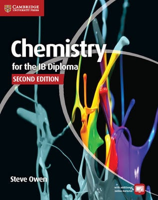 CHEMISTRY FOR THE IB DIPLOMA COURSEBOOK