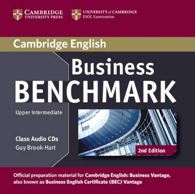 BUSINESS BENCHMARK UPPER-INTERMEDIATE CD