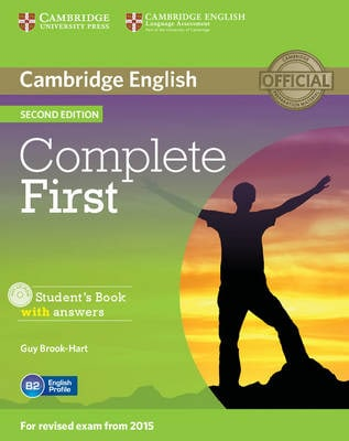 COMPLETE FCE SB (+ CD-ROM) W/A 2ND ED