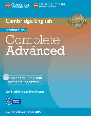 COMPLETE CAE TCHRS (+ CD-ROM) 2ND ED