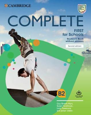COMPLETE FIRST FOR SCHOOLS SB (+ONLINE P