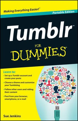 Tumblr for Dummies Portable Edition