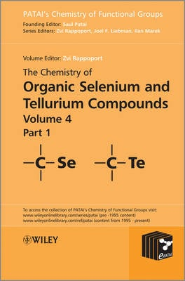 The Chemistry of Organic Selenium and Tellurium Compounds