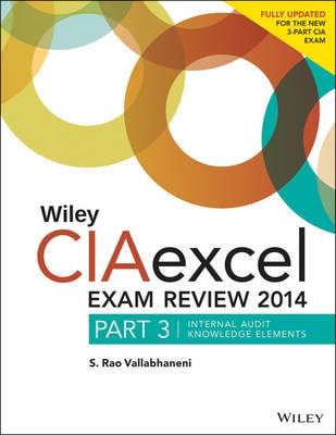 Wiley CIA Exam Review + Test Bank + Focus Notes