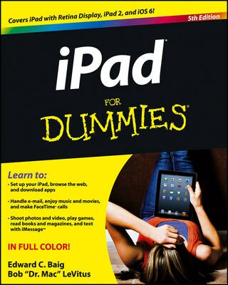 iPad For Dummies