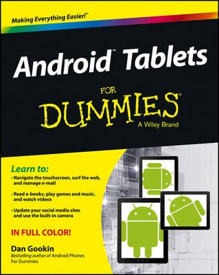 Android Tablets For Dummies large