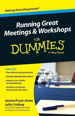 RUNNING GREAT MEETINGS & WORKSHOPS FOR D