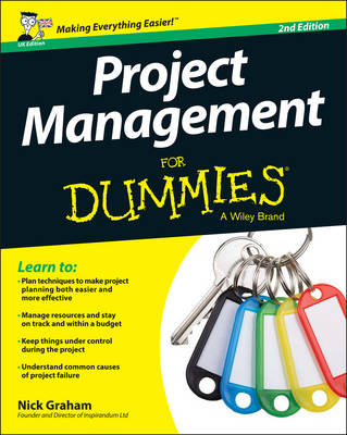 PROJECT MANAGEMENT FOR DUMMIES 2ND EDITI