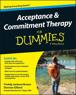 ACCEPTANCE/COMMITMENT THERAPY DUMMIES