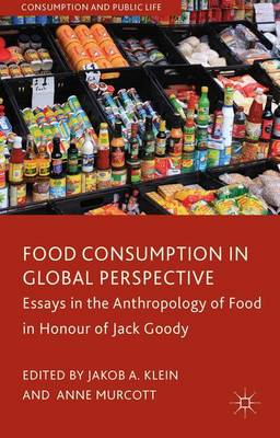 FOOD CONSUMPTION IN GLOBAL PERSPECTIVE