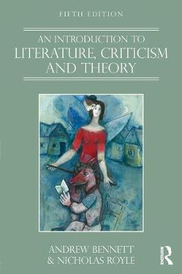 INTRODUCTION TO LITERATURE CRITICISM & T
