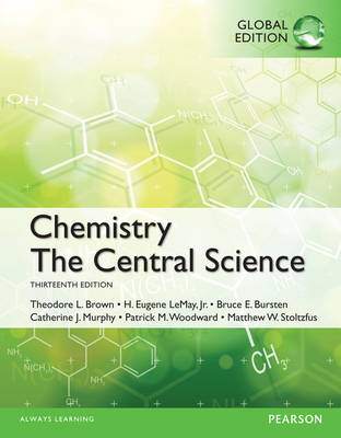 CHEMISTRY: THE CENTRAL SCIENCE, GLOBAL E