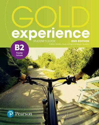 GOLD EXPERIENCE B2 SB 2ND ED