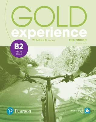 GOLD EXPERIENCE B2 WB 2ND ED