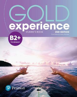 GOLD EXPERIENCE B2+ SB 2ND ED