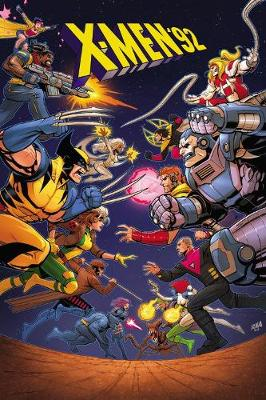 XMEN 92 VOL. 1: THE WORLD IS A VAMPIRE