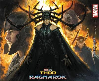 MARVELS THOR: RAGNAROK - THE ART OF THE