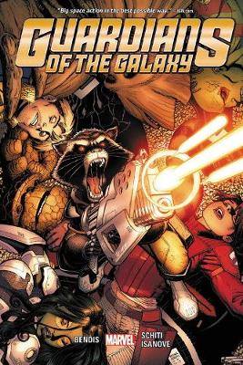 GUARDIANS OF THE GALAXY VOL 4