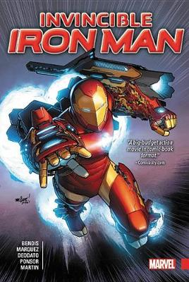 INVINCIBLE IRON MAN BY BRIAN MICHAEL BEN