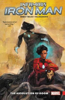 INFAMOUS IRON MAN VOL 2