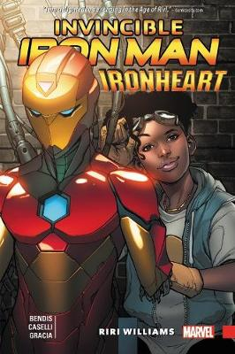 INVINCIBLE IRON MAN: IRONHEART VOL 1:RIR