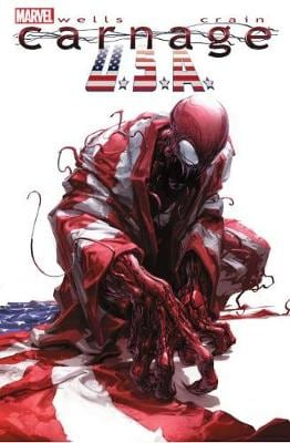 CARNAGE U.S.A. (NEW PRINTING)