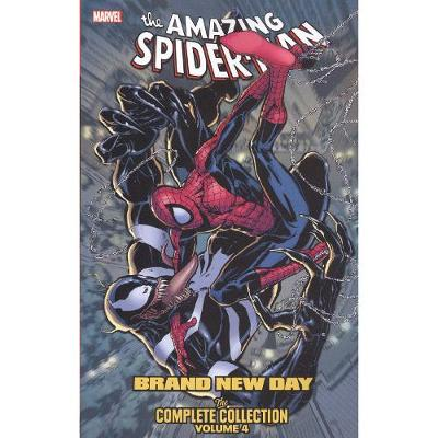 SPIDER-MAN BRAND NEW DAY - THE COMPLETE